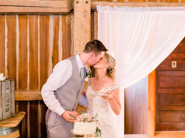 Kyle and Carolyn's Wedding in Berrien Springs, Michigan 37