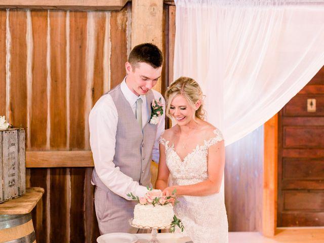 Kyle and Carolyn's Wedding in Berrien Springs, Michigan 38