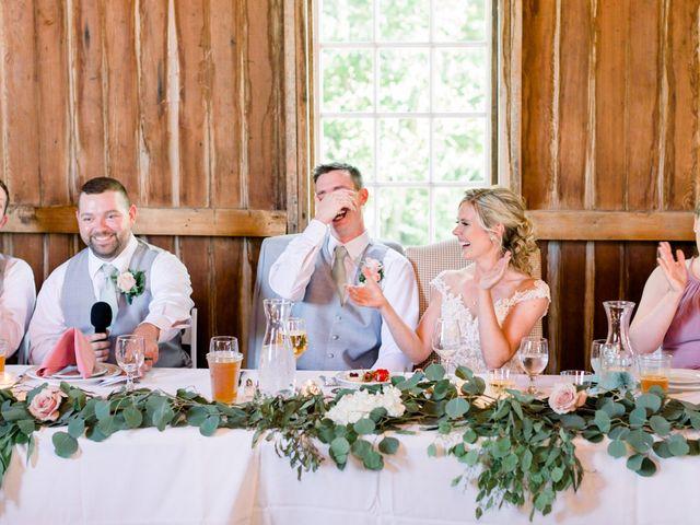 Kyle and Carolyn's Wedding in Berrien Springs, Michigan 42