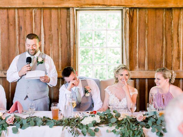 Kyle and Carolyn's Wedding in Berrien Springs, Michigan 43