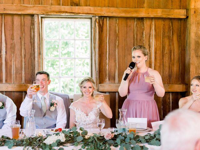 Kyle and Carolyn's Wedding in Berrien Springs, Michigan 44