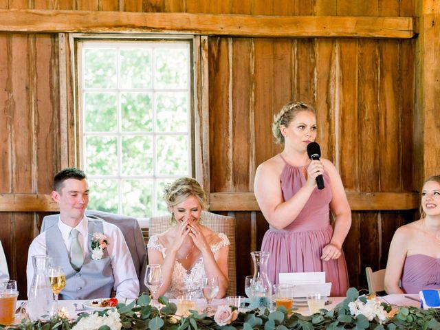 Kyle and Carolyn's Wedding in Berrien Springs, Michigan 45