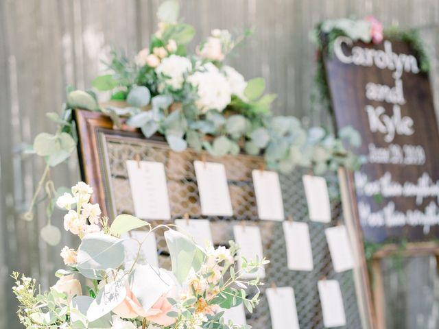 Kyle and Carolyn's Wedding in Berrien Springs, Michigan 57