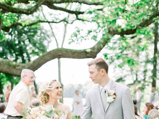 Kyle and Carolyn's Wedding in Berrien Springs, Michigan 66