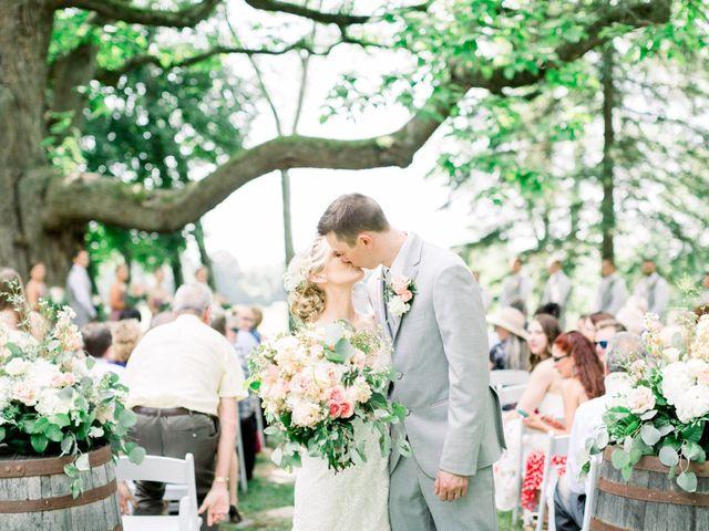 Kyle and Carolyn's Wedding in Berrien Springs, Michigan 67
