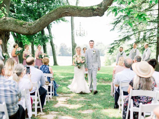 Kyle and Carolyn's Wedding in Berrien Springs, Michigan 68