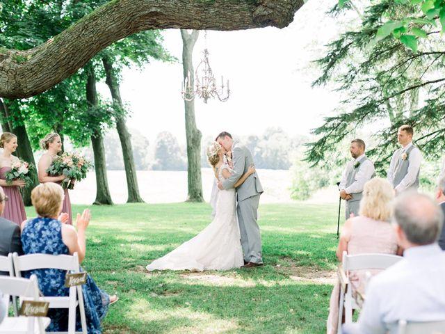 Kyle and Carolyn's Wedding in Berrien Springs, Michigan 69