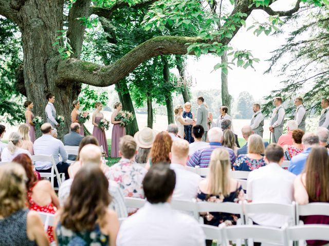 Kyle and Carolyn's Wedding in Berrien Springs, Michigan 71