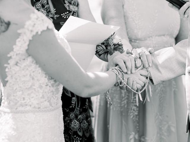 Kyle and Carolyn's Wedding in Berrien Springs, Michigan 72