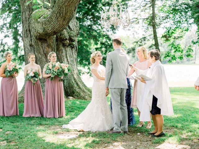 Kyle and Carolyn's Wedding in Berrien Springs, Michigan 73