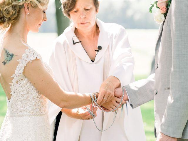 Kyle and Carolyn's Wedding in Berrien Springs, Michigan 74