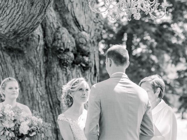 Kyle and Carolyn's Wedding in Berrien Springs, Michigan 76