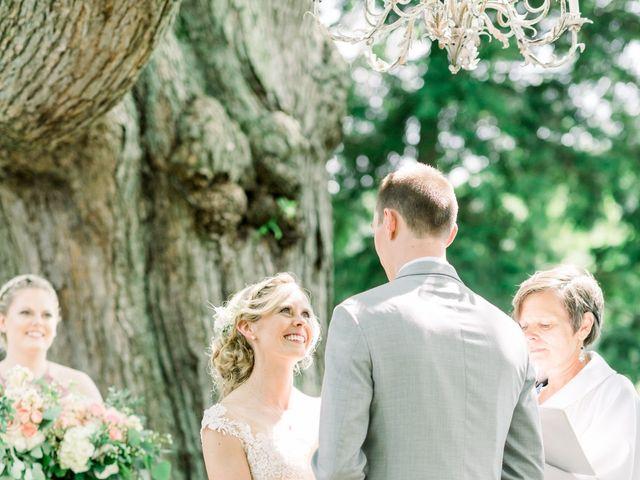 Kyle and Carolyn's Wedding in Berrien Springs, Michigan 77