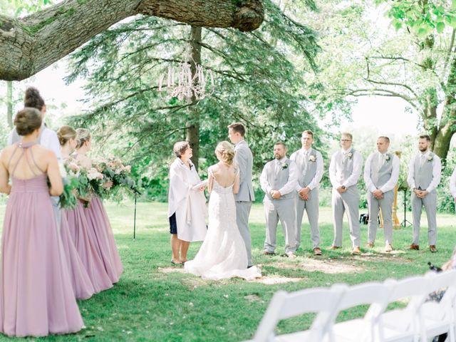 Kyle and Carolyn's Wedding in Berrien Springs, Michigan 78