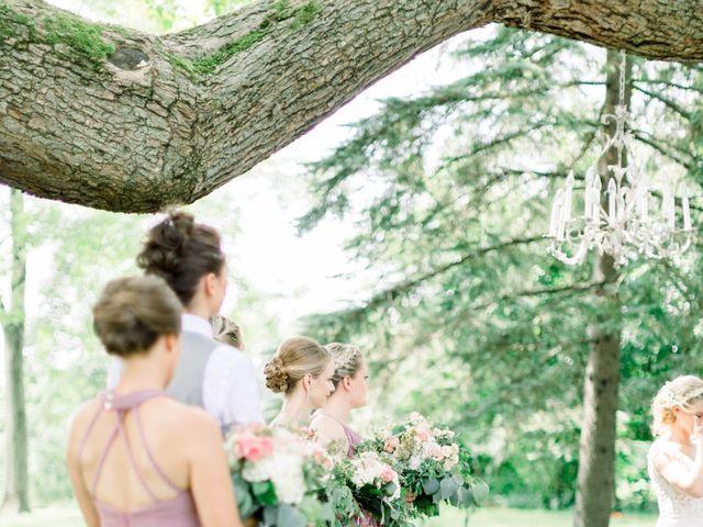 Kyle and Carolyn's Wedding in Berrien Springs, Michigan 79