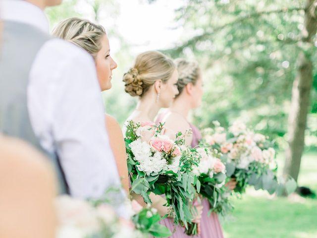 Kyle and Carolyn's Wedding in Berrien Springs, Michigan 80