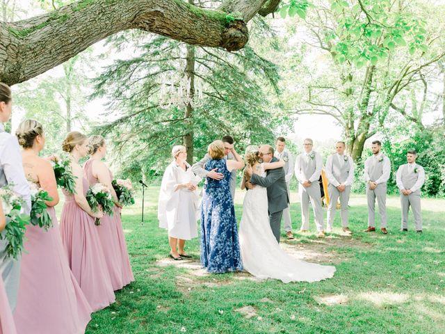 Kyle and Carolyn's Wedding in Berrien Springs, Michigan 81