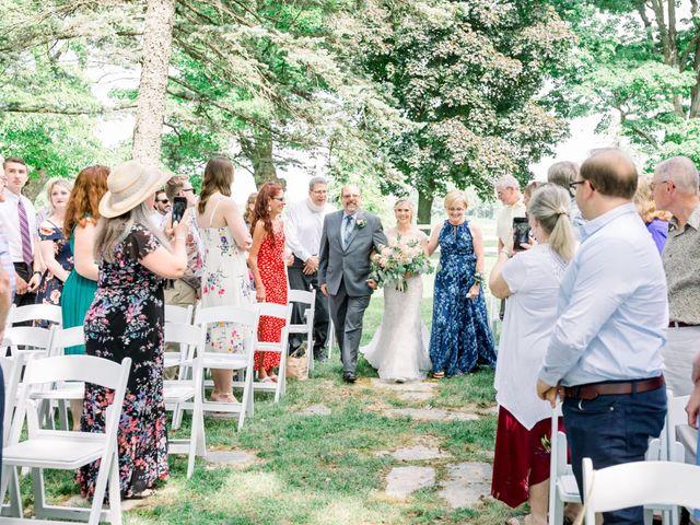 Kyle and Carolyn's Wedding in Berrien Springs, Michigan 83