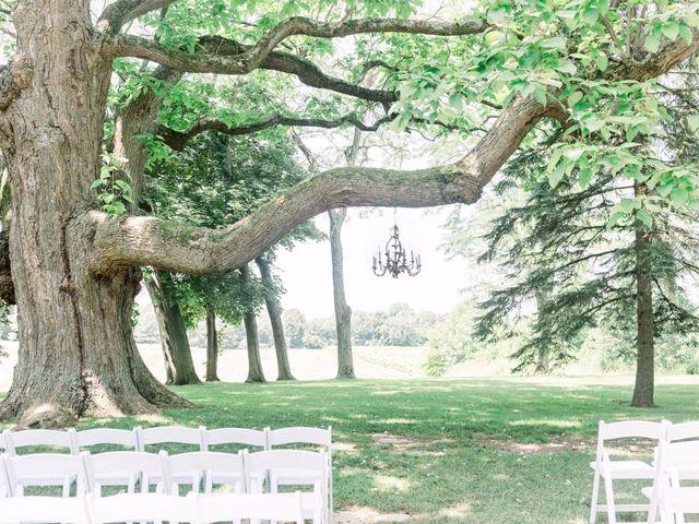 Kyle and Carolyn's Wedding in Berrien Springs, Michigan 91