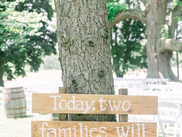 Kyle and Carolyn's Wedding in Berrien Springs, Michigan 92