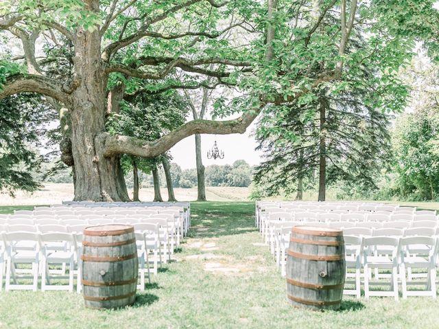 Kyle and Carolyn's Wedding in Berrien Springs, Michigan 93