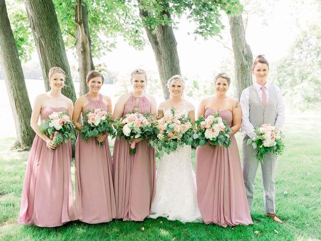 Kyle and Carolyn's Wedding in Berrien Springs, Michigan 98