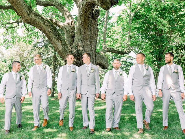 Kyle and Carolyn's Wedding in Berrien Springs, Michigan 100