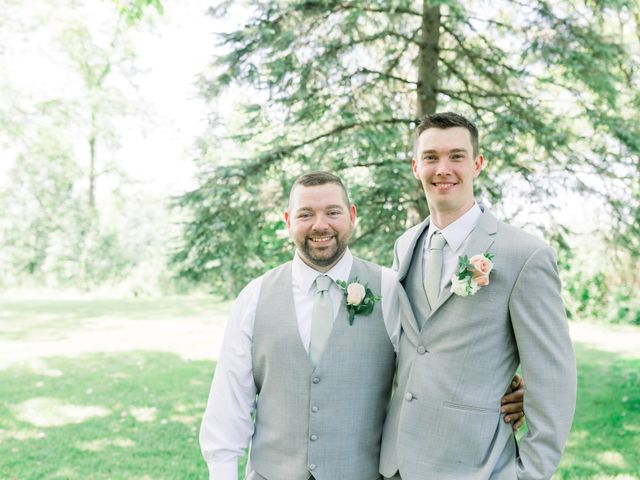 Kyle and Carolyn's Wedding in Berrien Springs, Michigan 102