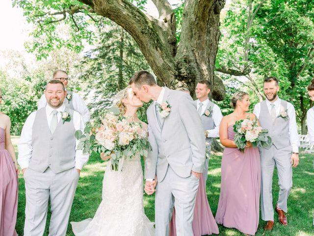 Kyle and Carolyn's Wedding in Berrien Springs, Michigan 103