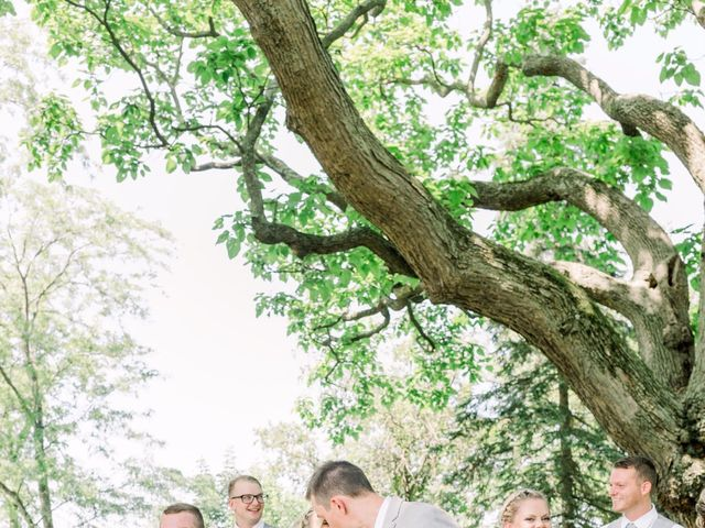 Kyle and Carolyn's Wedding in Berrien Springs, Michigan 104