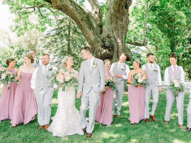 Kyle and Carolyn's Wedding in Berrien Springs, Michigan 107