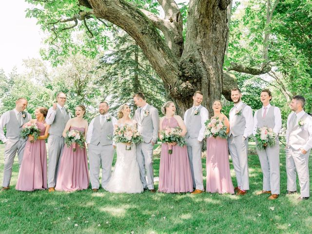 Kyle and Carolyn's Wedding in Berrien Springs, Michigan 108