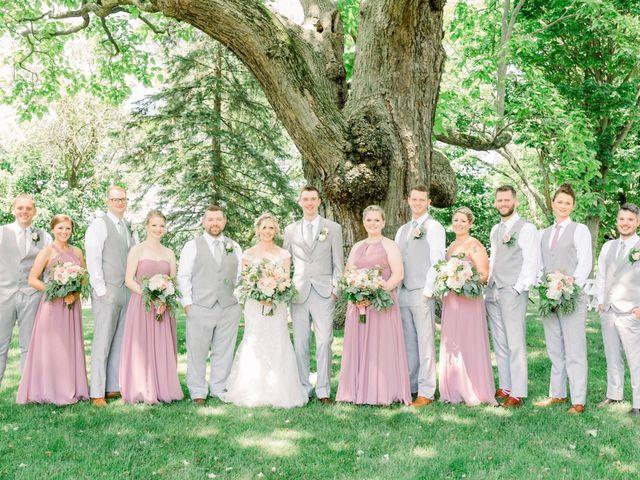 Kyle and Carolyn's Wedding in Berrien Springs, Michigan 109