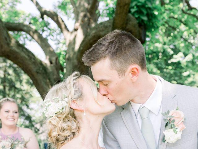 Kyle and Carolyn's Wedding in Berrien Springs, Michigan 110