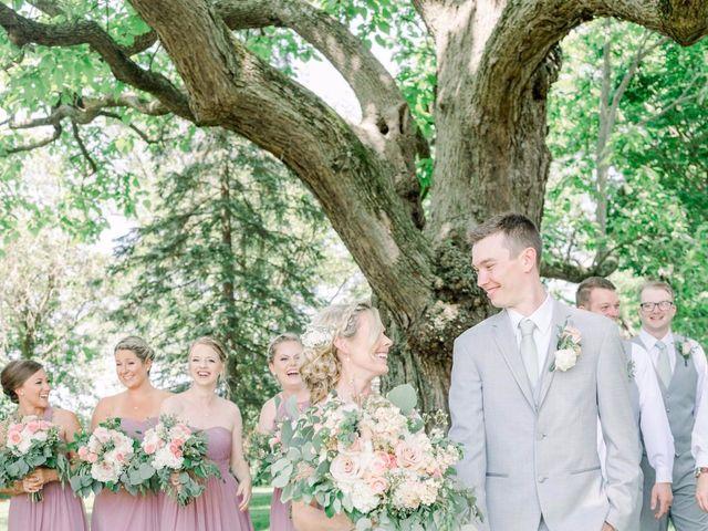 Kyle and Carolyn's Wedding in Berrien Springs, Michigan 111