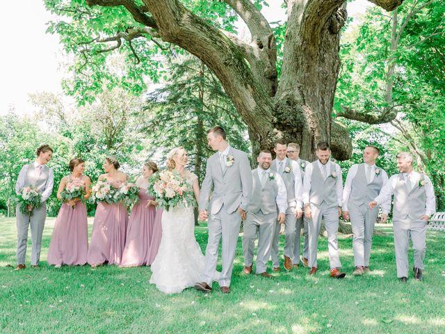 Kyle and Carolyn's Wedding in Berrien Springs, Michigan 112