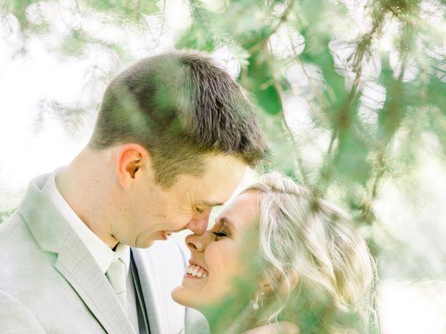 Kyle and Carolyn's Wedding in Berrien Springs, Michigan 118