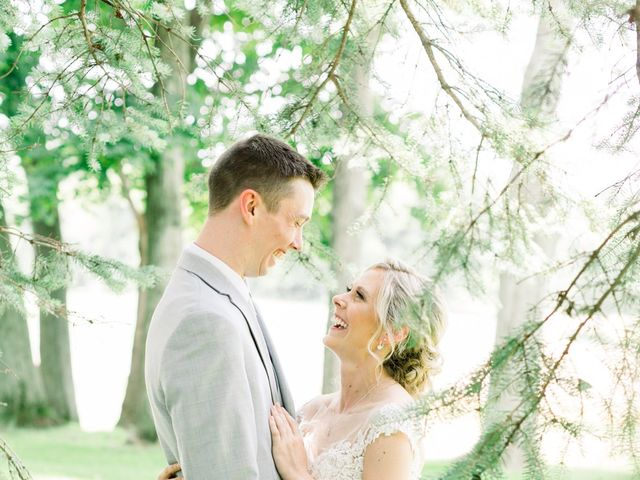 Kyle and Carolyn's Wedding in Berrien Springs, Michigan 119
