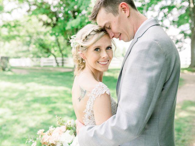 Kyle and Carolyn's Wedding in Berrien Springs, Michigan 120