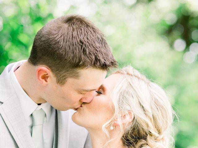 Kyle and Carolyn's Wedding in Berrien Springs, Michigan 121