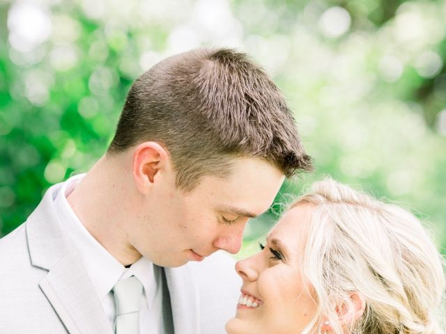 Kyle and Carolyn's Wedding in Berrien Springs, Michigan 122