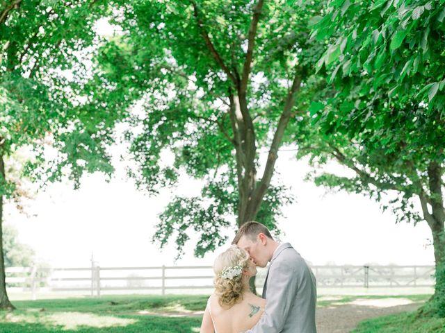 Kyle and Carolyn's Wedding in Berrien Springs, Michigan 124