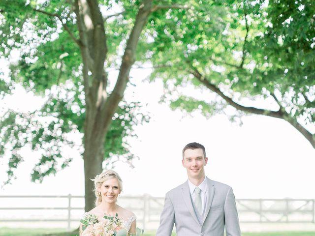 Kyle and Carolyn's Wedding in Berrien Springs, Michigan 125