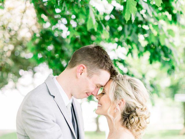 Kyle and Carolyn's Wedding in Berrien Springs, Michigan 126