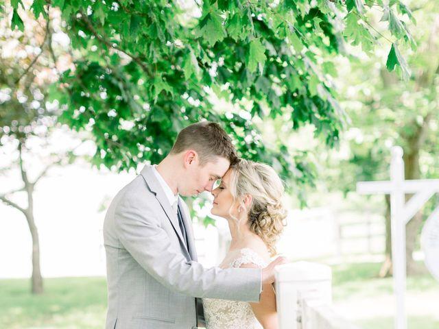 Kyle and Carolyn's Wedding in Berrien Springs, Michigan 127