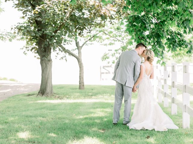 Kyle and Carolyn's Wedding in Berrien Springs, Michigan 128