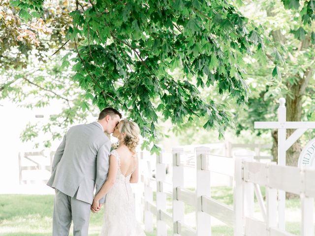 Kyle and Carolyn's Wedding in Berrien Springs, Michigan 129