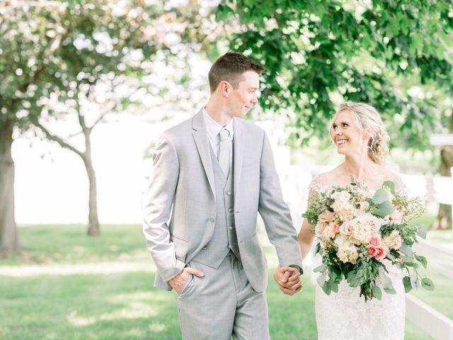 Kyle and Carolyn's Wedding in Berrien Springs, Michigan 1