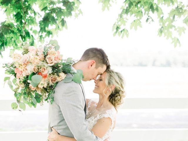 Kyle and Carolyn's Wedding in Berrien Springs, Michigan 130