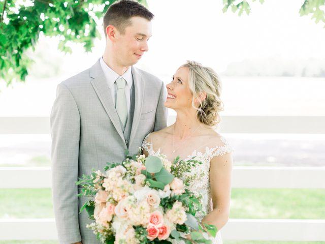Kyle and Carolyn's Wedding in Berrien Springs, Michigan 131